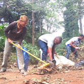 Als Volunteer bei Rau Eco & Cultural Tourism in Tanzania