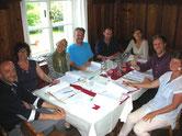 Mit den UnternehmerInnen der GWÖ-Peergruppe
