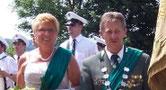 Königspaar 2007 Jürgen Mankel und Birgit Vial