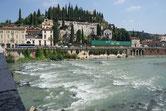 Wehr Ponte di Pietra