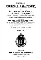 E.-A. Clerc de LANDRESSE (1800-1862) : Notice sur la vie et les travaux de M. Abel-Rémusat. Lue à la Société asiatique, le 28 avril 1834. Journal asiatique, XIV, 1834. pp. 205-231 et 296-316.