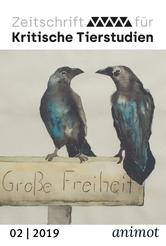 Zeitschrift für Kritische Tierstudien Band 2
