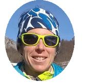 Sylvia Frapper espace nordique pisteur