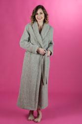 Robes De Chambre Femmes Robes De Chambre En Laine Des Pyrenees