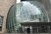 大阪歴史博物館玄関