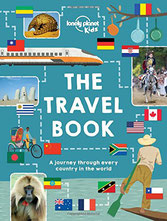 Baby Can Travel Store - Lonely Planet Kid's Travel Book