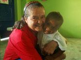 Irmã Rosa Boni, missionária no Haïti