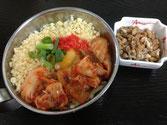 キムチ納豆玉