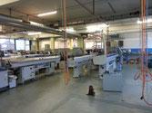 Umzug Firma Maschinenausrichten Lademagazine
