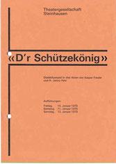 De Schützekönig (1975)