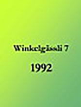 Winkelgässli 7 (1992)