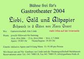 Liebi, Gäld und Altpapier (2004)
