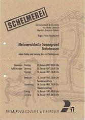 Schelmerei (1997)