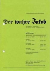 De wahri Jakob (1987)