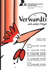 Verwandti und anderi Vögel (2007)