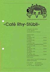Café Rhy-Stübli (1990=