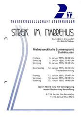 Streik im Narrehuus (1995)