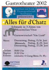 Alles für d'Chatz (2002)
