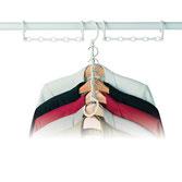 Colgador múltiple para armario - AorganiZarte