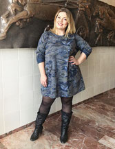 Bloggerin für Mode in Plus Size, curvy model , plus size blog