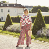 Brigitte Zeitung Mode in Plus Size