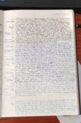 Tagebuch für 7 Jahre