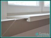 GKB Fensterbretter und Ablagen