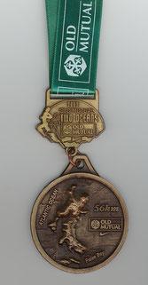 2002 Two Oceans Marathon (SA) von Bernd K.