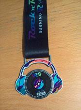 VR8 - Remix Medal
