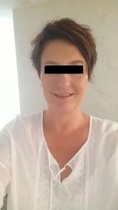 klientin, virtuellea magenband, nachher