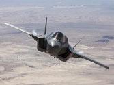 La RAF programma l'entrata in linea degli F-35B.