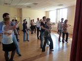 Stage Bachata (06/03/11)