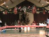 Soirée de Noël, la mise en place (15/12/09)