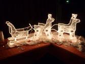 Soirée de Noël, la mise en place (07/12/10)