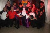 """Vampires chics, soirée choc"", la team !! (12/12/14)"