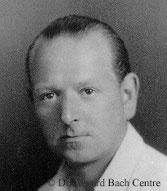 Dr. Edward Bach (1886 - 1936)