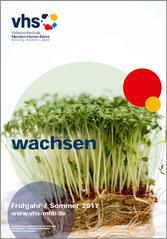 Programm VHS Menden - Hemer - Balve.
