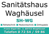 Sanitätshaus Waghäusel