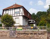 Bad Karlshafen, Ferienhaus, Jan Fahrrad, Ferienhaus An der Saline