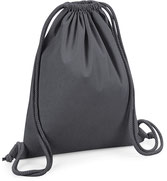 Turnbeutel AP-Bags graphite grey