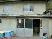 寺浜生活センターの物資保管所
