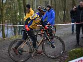 Katzenberger mit Cyclocross-Rad von Reven