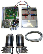 Renovation kit for old 12V automation equipment