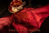 Шелковый защитный чехол - мешок  Laubach для скрипки, виолончели, альта