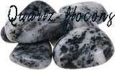 Quartz fumé,  pierre gemme, pierre roulée, pierre brute, galet