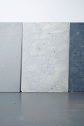 ultra thin concrete panels, concrete cladding, concrete-wallpaper, skinny B.