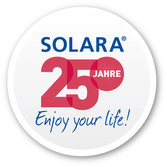 20 years solar technology, solar module, charge controller, solar system for motorhomes, campers, sailing yachts, holiday homes worldwide from SOLARA