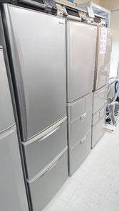 ファミリーでも2人でも単身でもOKな大型冷蔵庫