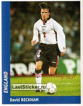 N° 292 - David BECKHAM (1998, Angleterre > Jan à Juin 2013, PSG)