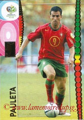 N° 168 - Pedro Miguel PAULETA (2006, Portugal > 2003-08, PSG)